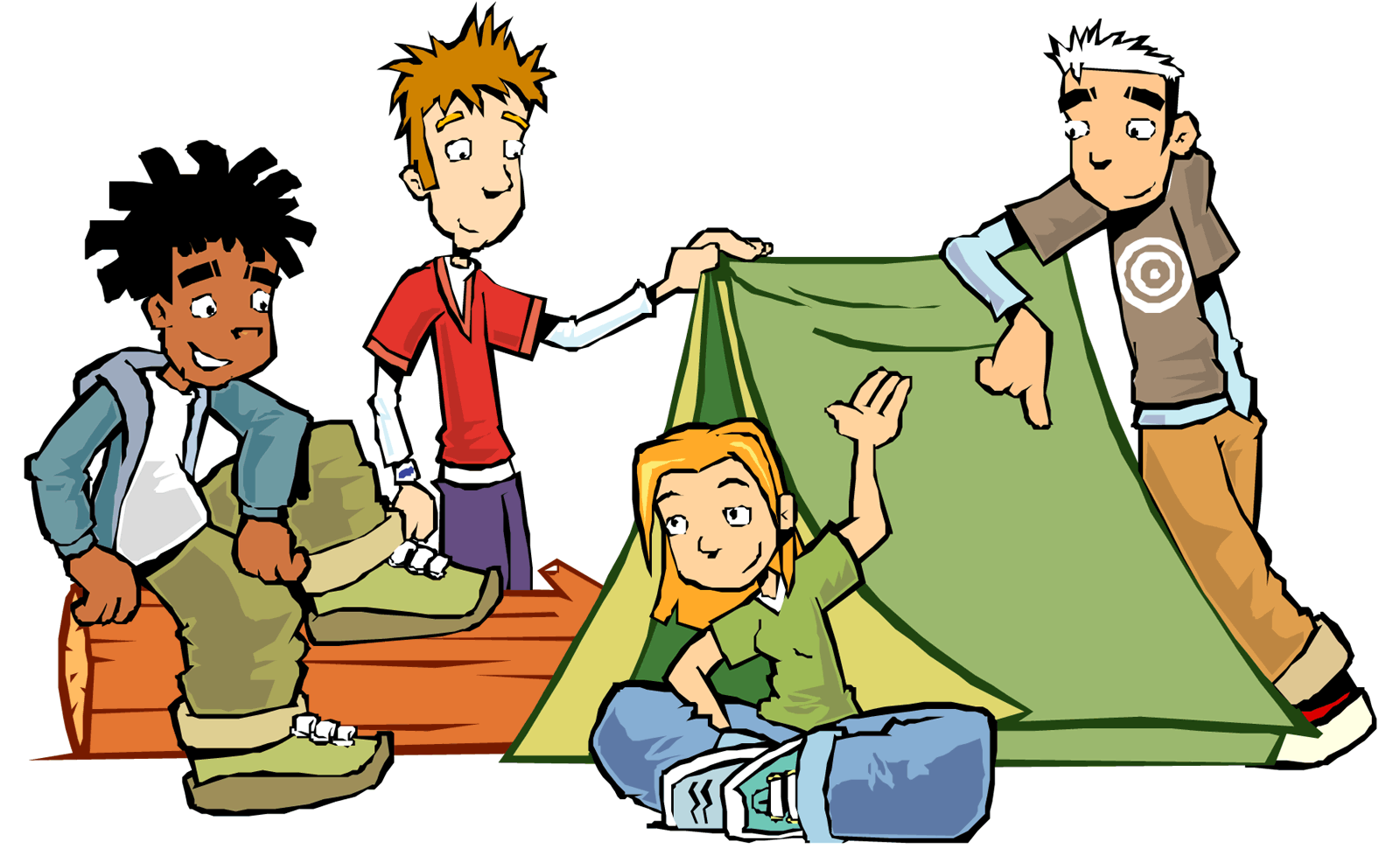 Tent clipart school camp Free Reading Download Free Family