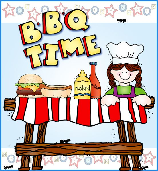 Barbecue clipart family fun Robert art about Prep: images