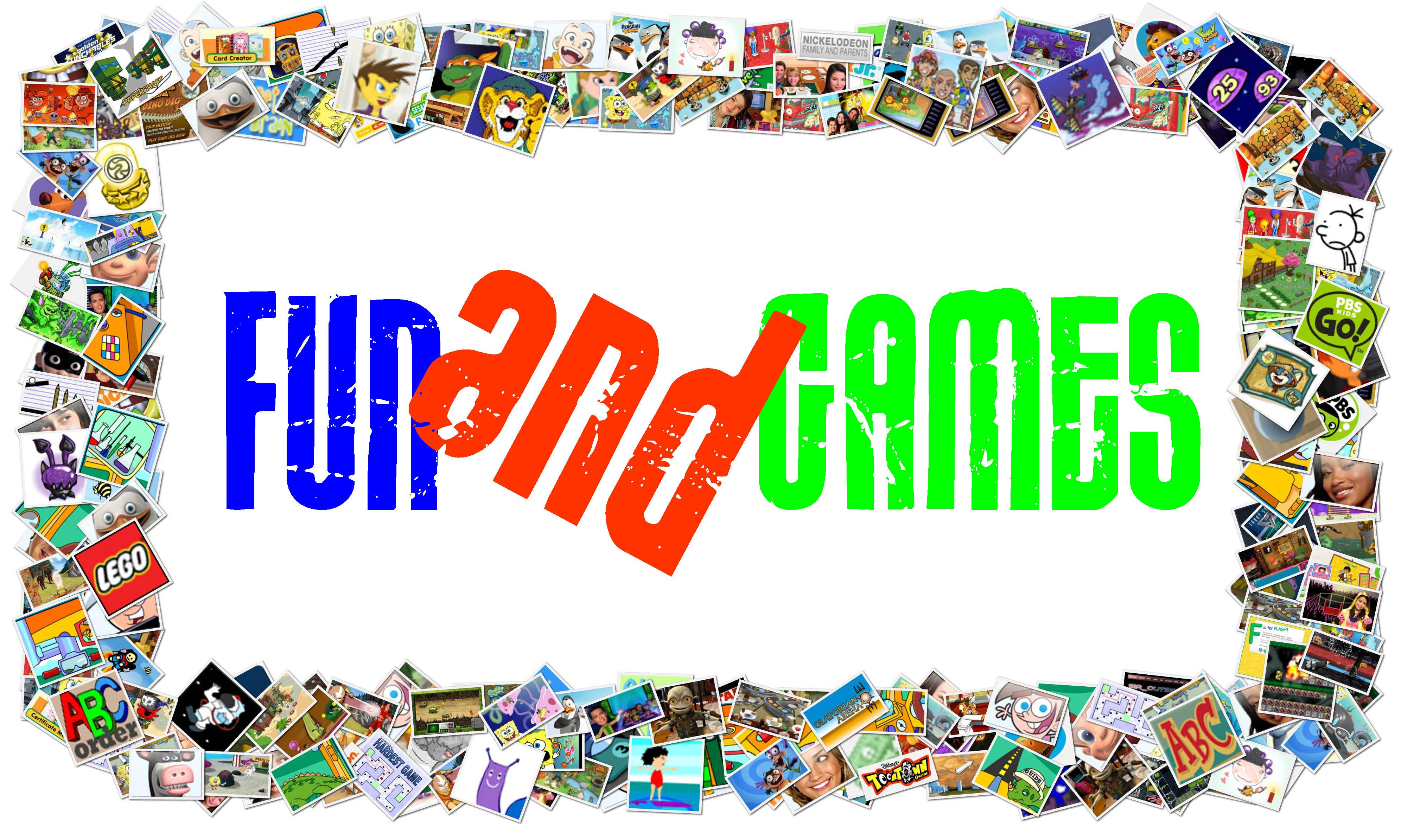 Fun clipart fun game Children's Library &  Fun