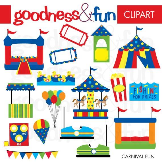 Fun clipart fun game 1 FREE 2 Carnival Fun