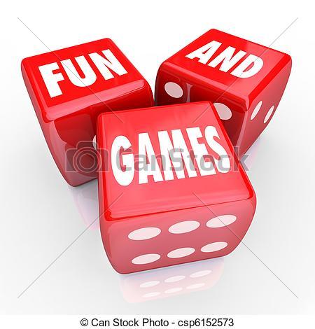 Game clipart fun #3
