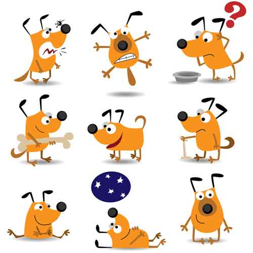 Pets clipart funny dog #1