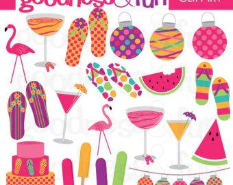 Fun clipart goodness FREE Download Summer Buy Digital