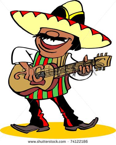 Tequila clipart alcohol shot Mariachi  Mariachi Guitar Clip