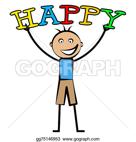Fun clipart happiness Enjoy toddlers happiness Happy and