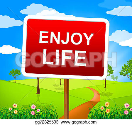 Fun clipart happiness Stock And  Life Jubilant