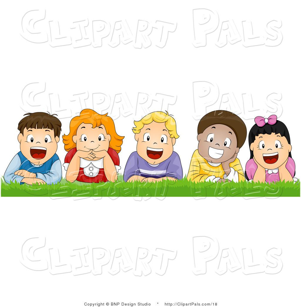 Fun clipart happy child Art Child Happy Clipart of