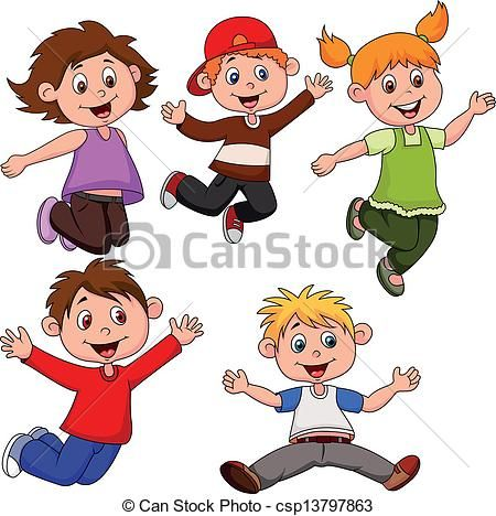 Fun clipart happy child Of ideas Illustrations and quilt