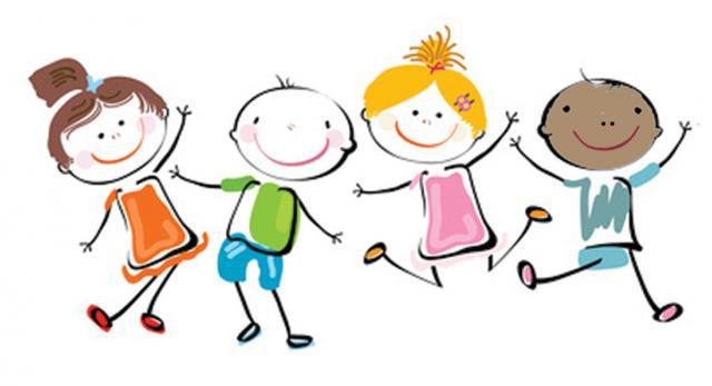 Fun clipart happy child Happy Pinterest Clip Art Cards