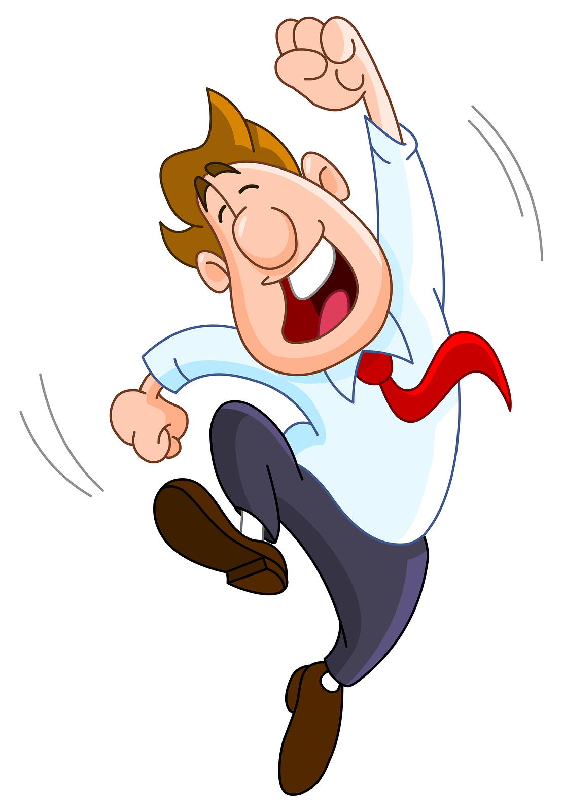 Fun clipart happy employee One Humor to  Getting