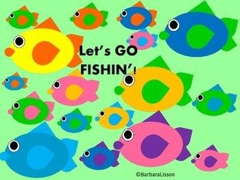 Fun clipart let's go By  Fun FISHIN'! FISHIN'!