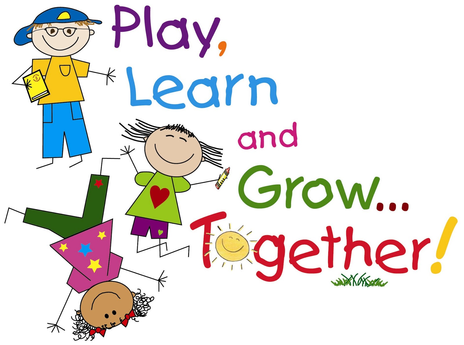 Fun clipart let's go English English! is Fun to