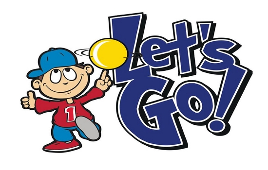 Fun clipart let's go Let's with Summer Go! Go