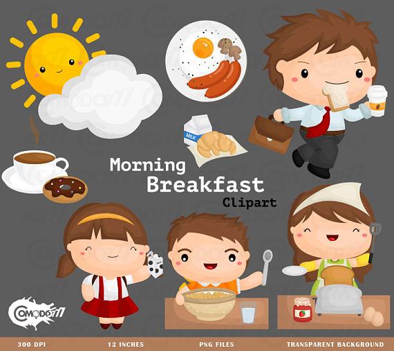 Fun clipart morning Studio  Art Morning Comodo777Design