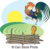 Morning clipart sunset Stock morning Morning and royalty