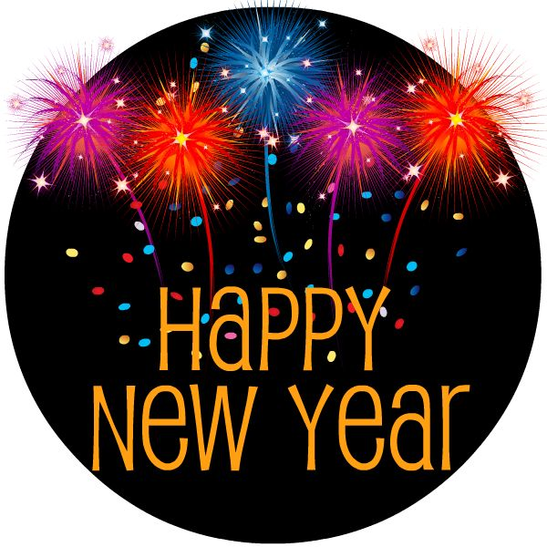 Fun clipart new year firework On New laughter New best