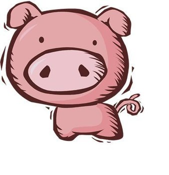 Fun clipart pig Facts craft Clipartoons About Pig