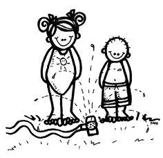 Fun clipart sprinkler Clip art MelonHeadz: Sprinklers! MelonHeadz: