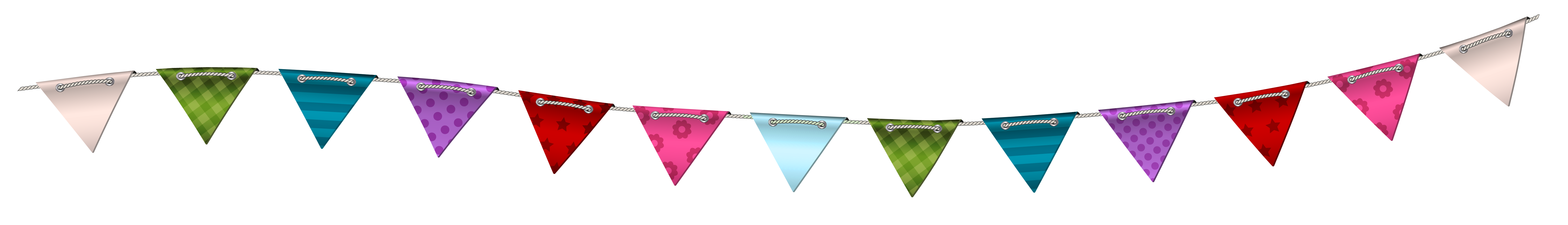Triangle clipart streamer Streamer PNG size Party Art