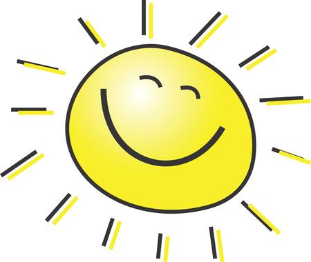 Calm clipart sun smiling Files Digital ai :) cartoon