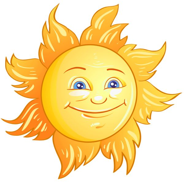 Calm clipart sun smiling On smileys Happy 1051 images