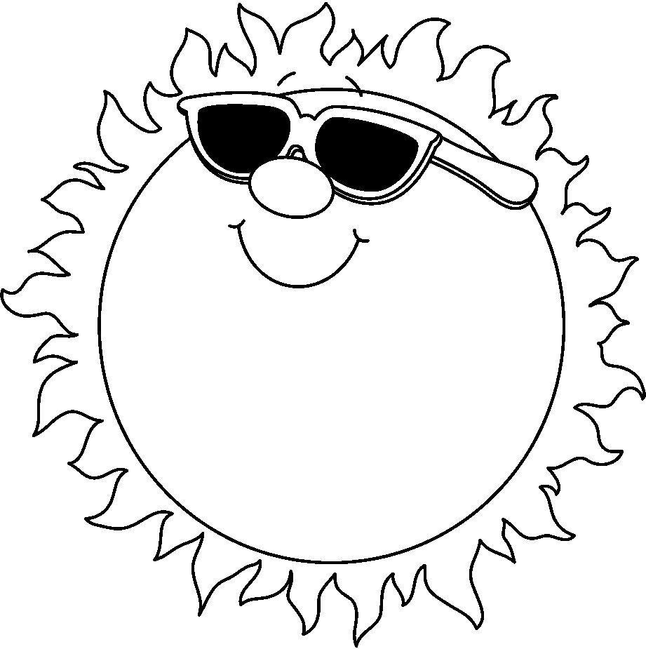 White clipart sunblack And and & And And
