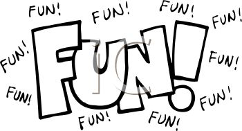 Fun clipart the word Fun Clipart Cliparts & The