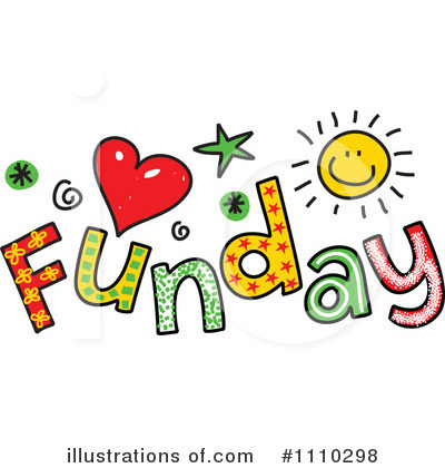 Fun clipart the word (RF) Prawny Clipart #1110298 Clipart