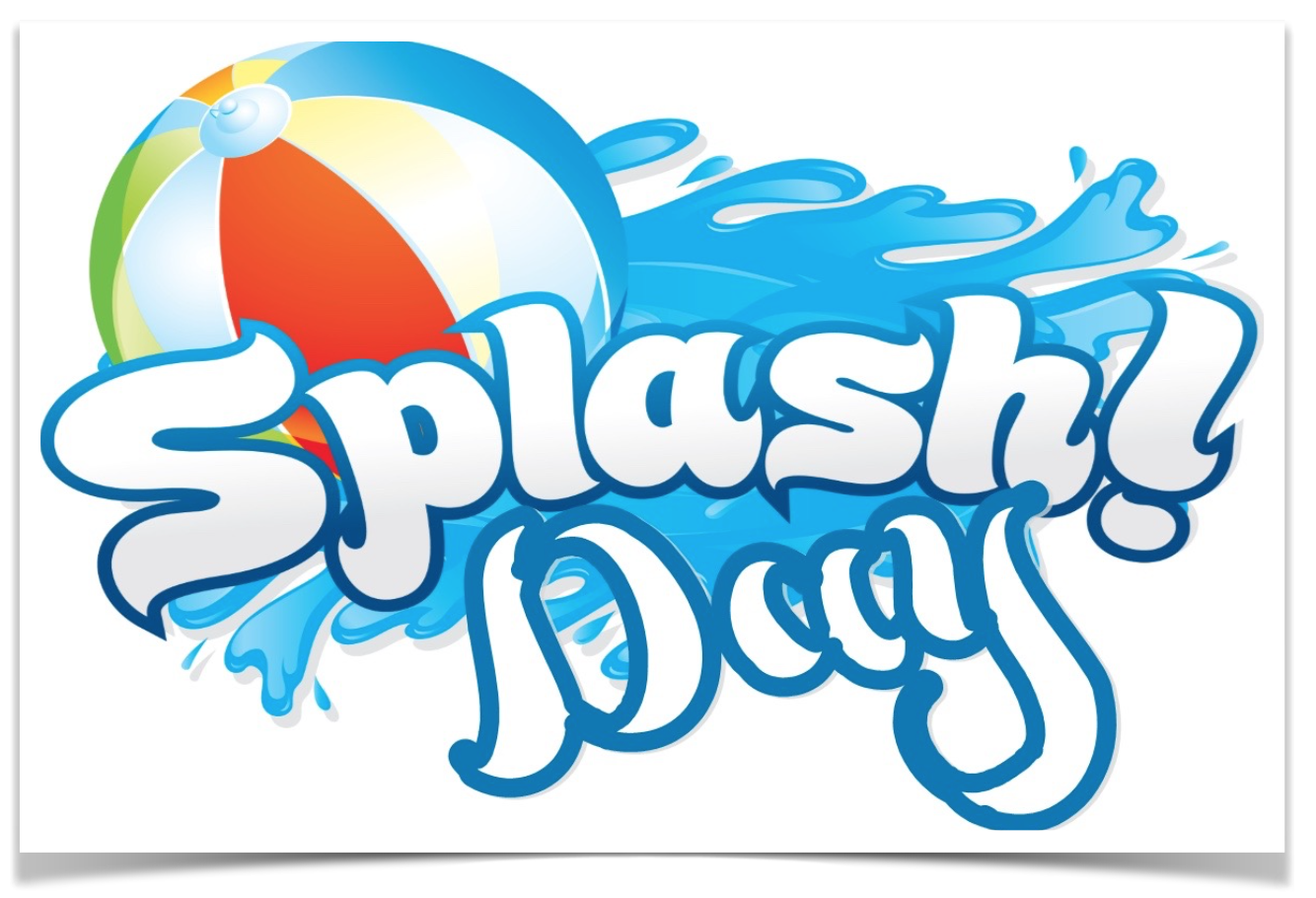 Fun clipart water day Slippery more Banana Pole to