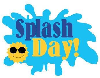 Fun clipart water day Much fun splashing week in