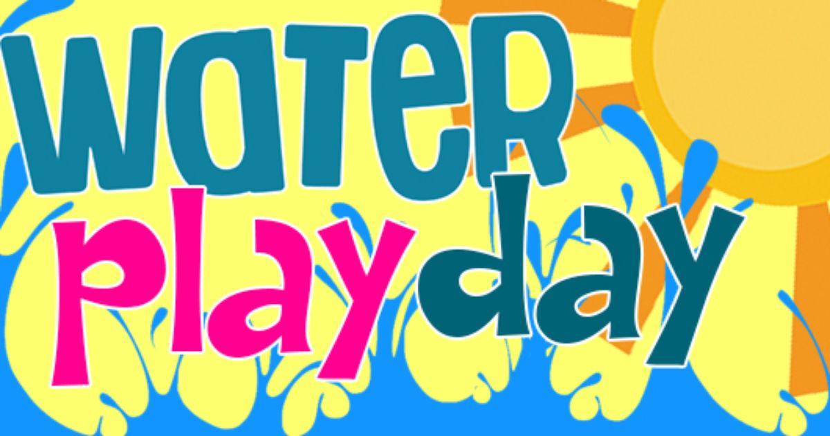 Fun clipart water day Tree  Day! LakeFaith Holly