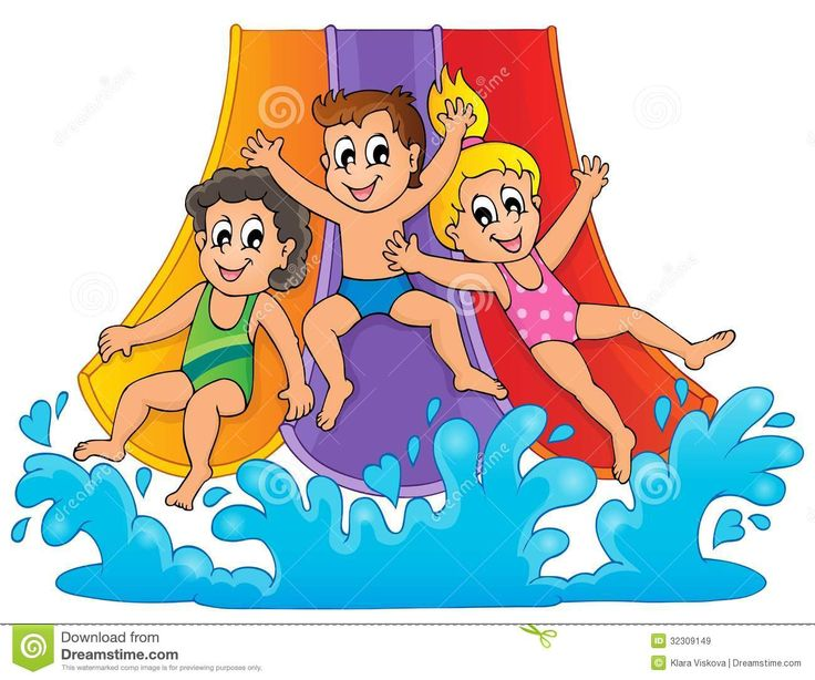 Fun clipart water day Clip Art on cartoon 160