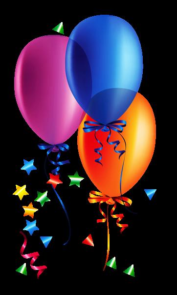 Fun Time clipart balloon Transparent Prnciess and Balloons balloons