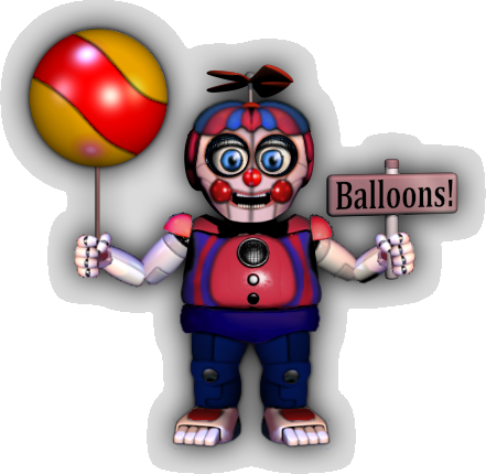 Fun Time clipart balloon V2 (Funtime (Funtime : V2