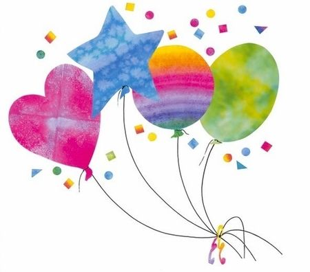 Fun Time clipart balloon Fun Birthday images on my