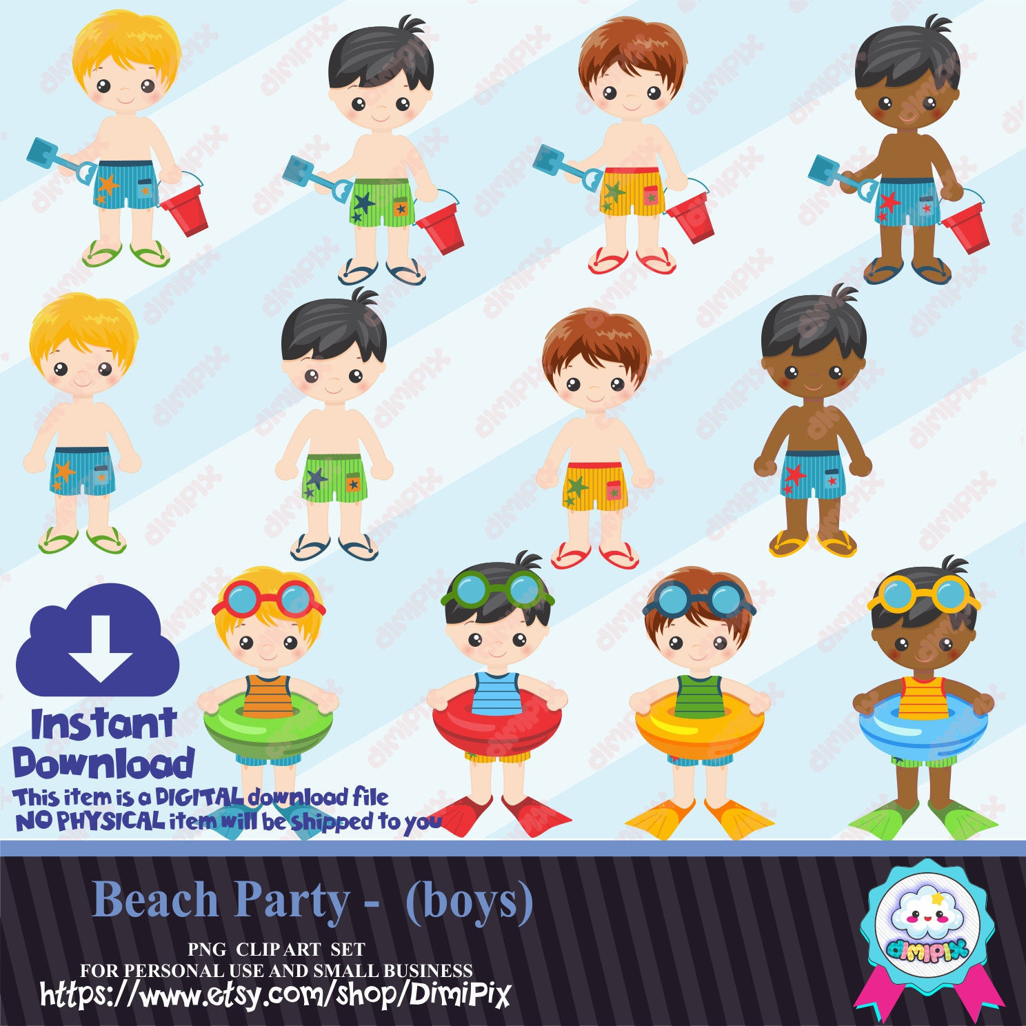 Fun Time clipart beach party A Party Beach party time