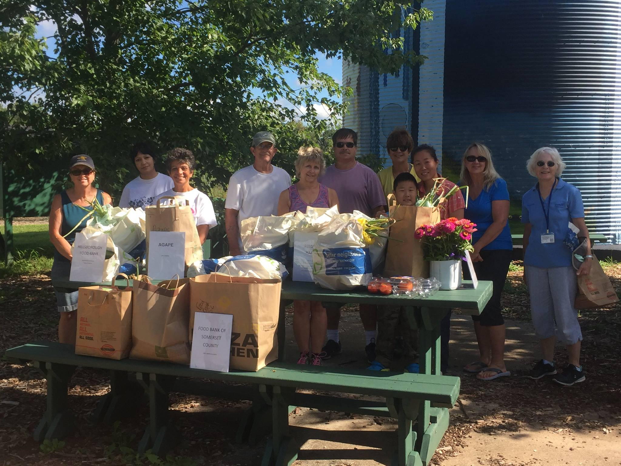 Fun Time clipart community garden Banks More of 000lbs Duke