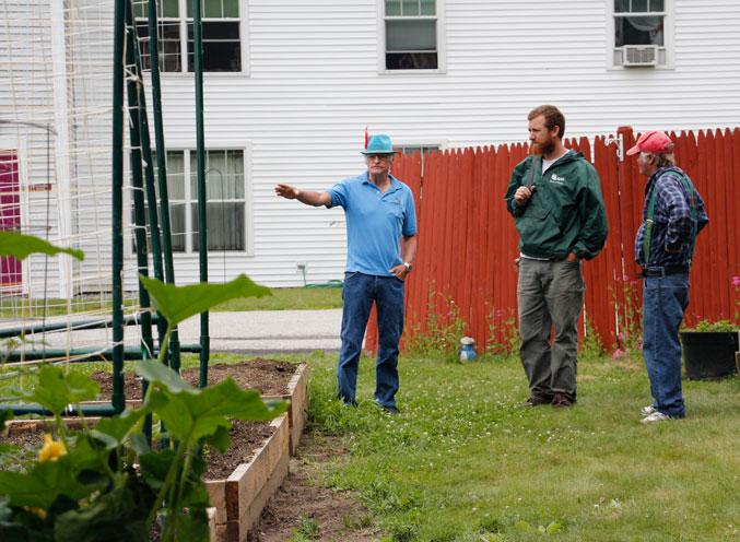 Fun Time clipart community garden Archives Housing their about garden