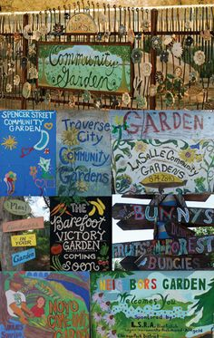 Fun Time clipart community garden School Rules community (compiling Sign