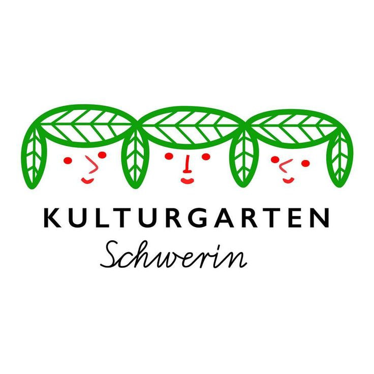 Fun Time clipart community garden Logo ideas schwerin branding on