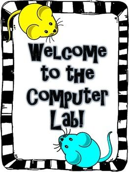 Fun Time clipart computer lab Lab Lab bulletin computer Best
