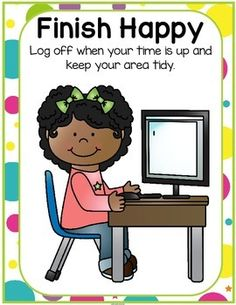 Fun Time clipart computer lab Welcome lab to {Freebie} Lab