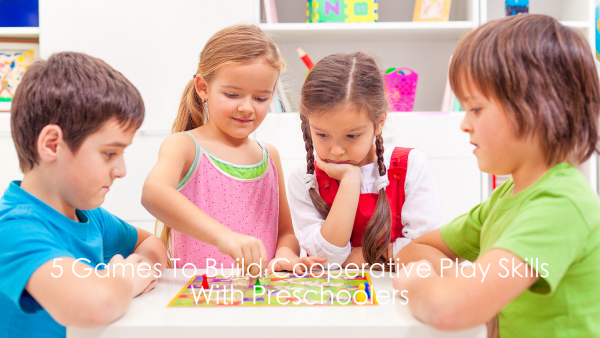 """Fun Time clipart cooperative play  to Play """" Preschool"""