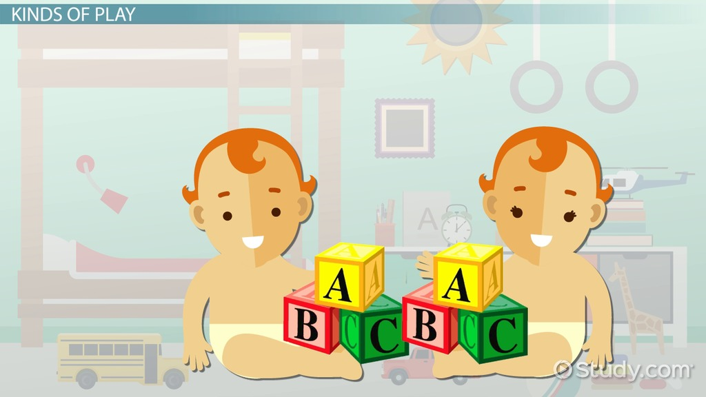 Fun Time clipart cooperative play Video & Parallel Study