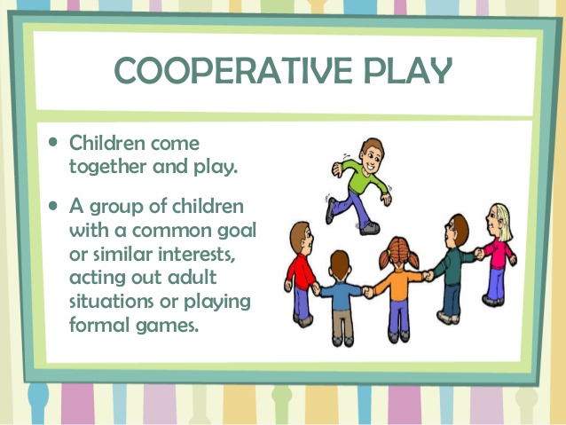 Fun Time clipart cooperative play ASSOCIATIVE PLAY; PLAY 36