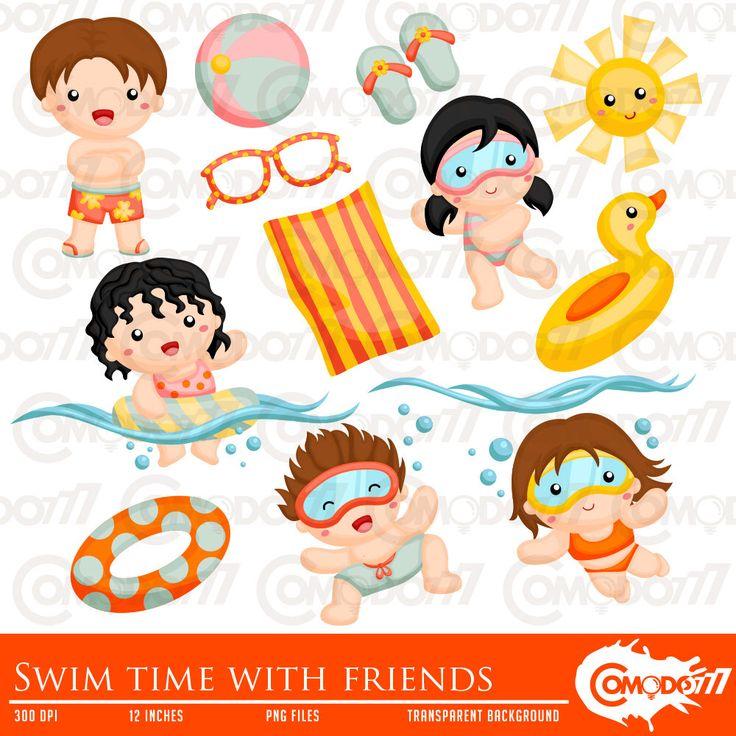 Fun Time clipart friendship Clip 102 about Beach Digital