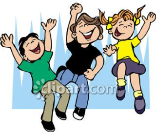 Fun Time clipart friendship Just always of to be