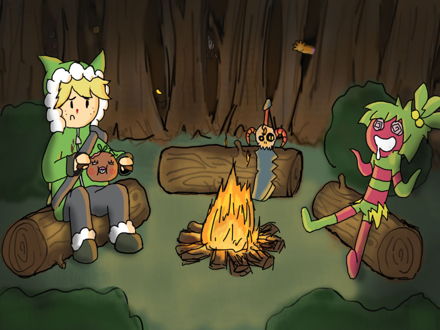 Fun Time clipart friendship Pseudonym by Amusing Friends Camping