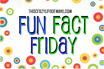 Fun Time clipart fun friday Friday Crazy fun fact friday