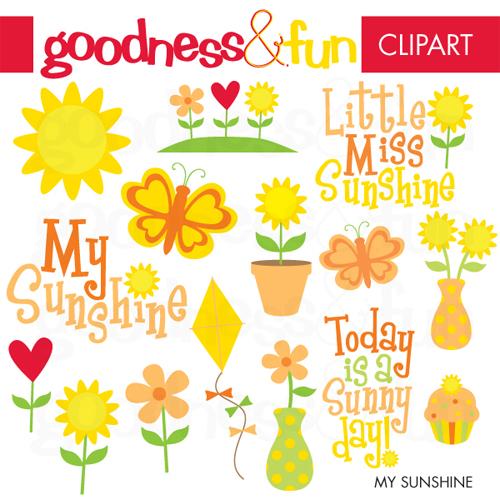 Fun clipart goodness My Fun by Enjoy Set